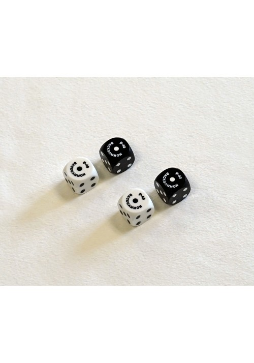 Pair of P-40 Precision Dice