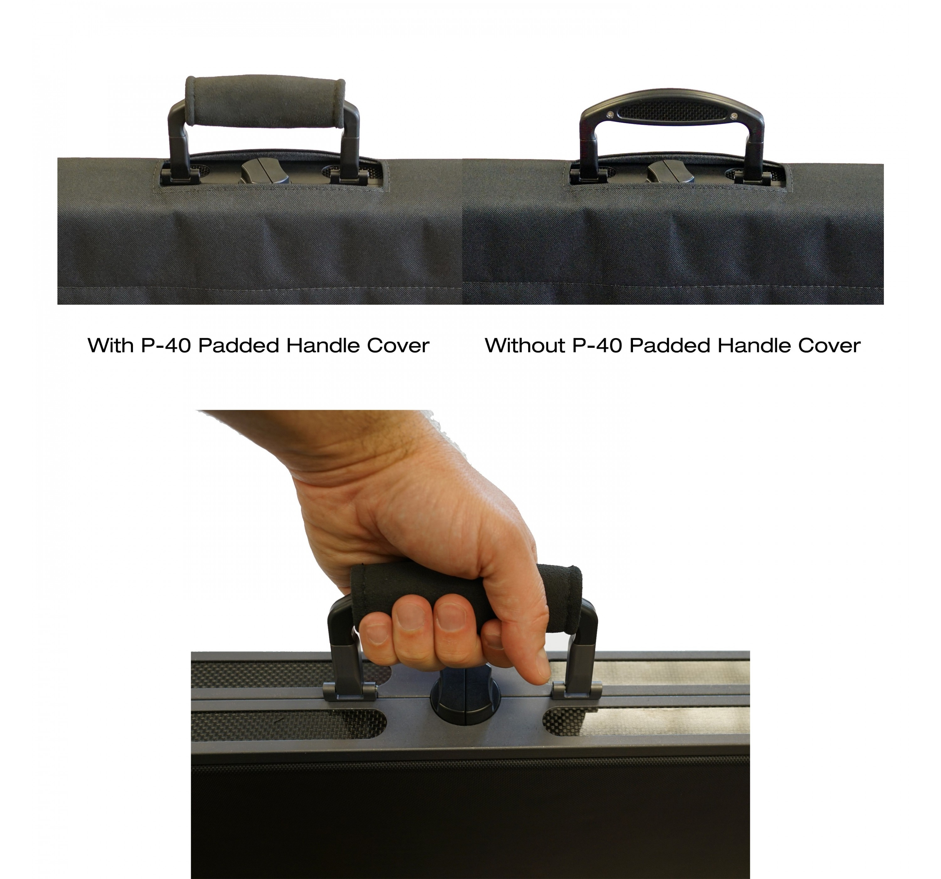 Padded Handle Cover P 40